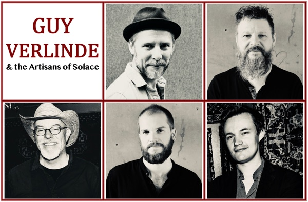 Guy Verlinde and the artisans of solace